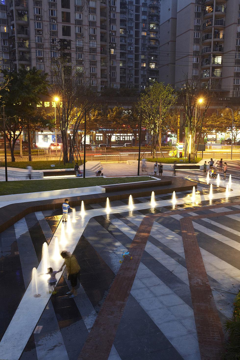 Aspect Studios - Vanke project Chongqing