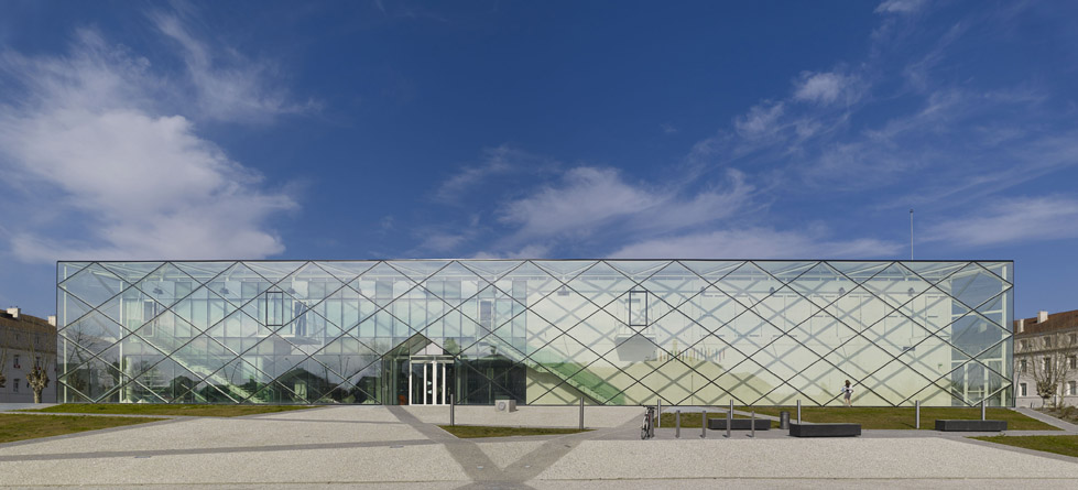 马桑市图书馆Media Library, Marsan  archi5 (2)