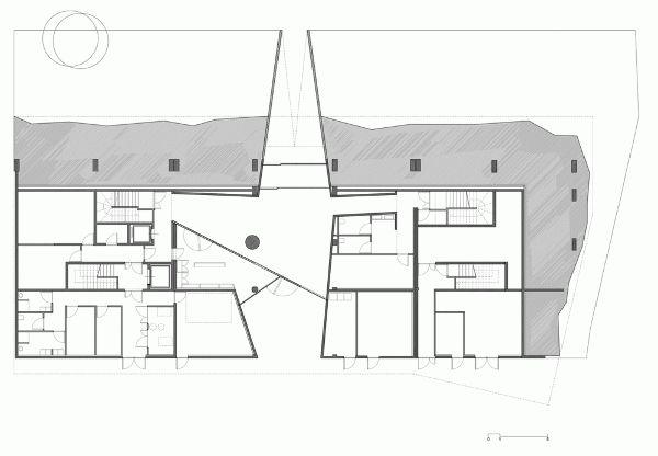 巴纽尔斯的国际住宿中心Atelier Fernandez & Serres (1)