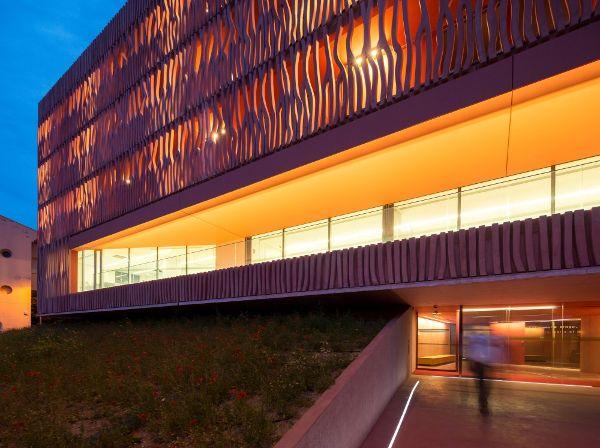 巴纽尔斯的国际住宿中心Atelier Fernandez & Serres (7)