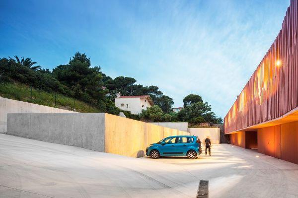 巴纽尔斯的国际住宿中心Atelier Fernandez & Serres (9)