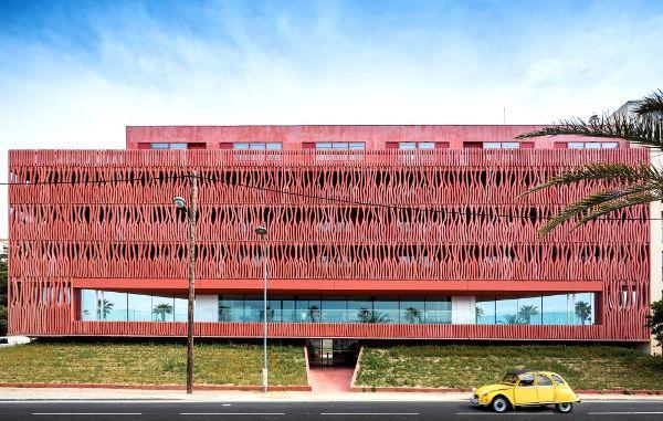 巴纽尔斯的国际住宿中心Atelier Fernandez & Serres (11)