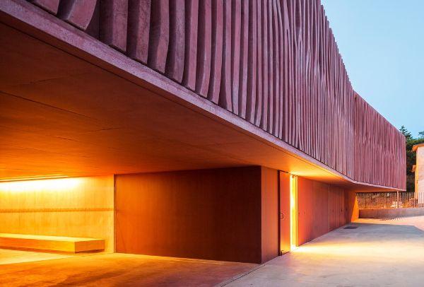巴纽尔斯的国际住宿中心Atelier Fernandez & Serres (20)
