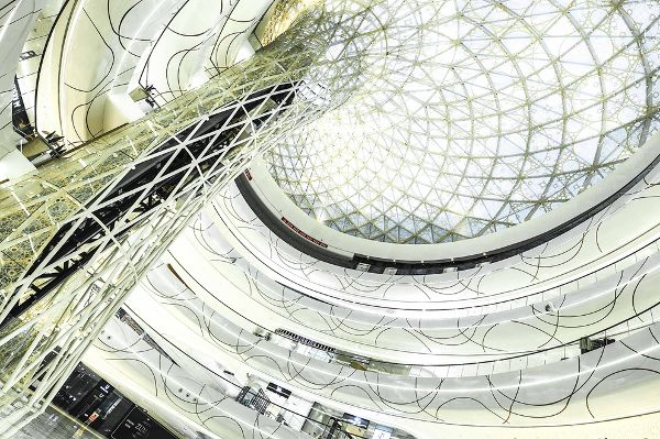 中国武汉万达广场UNStudio (1)