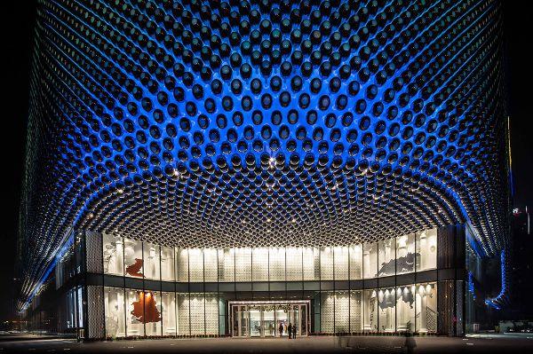 中国武汉万达广场UNStudio (16)