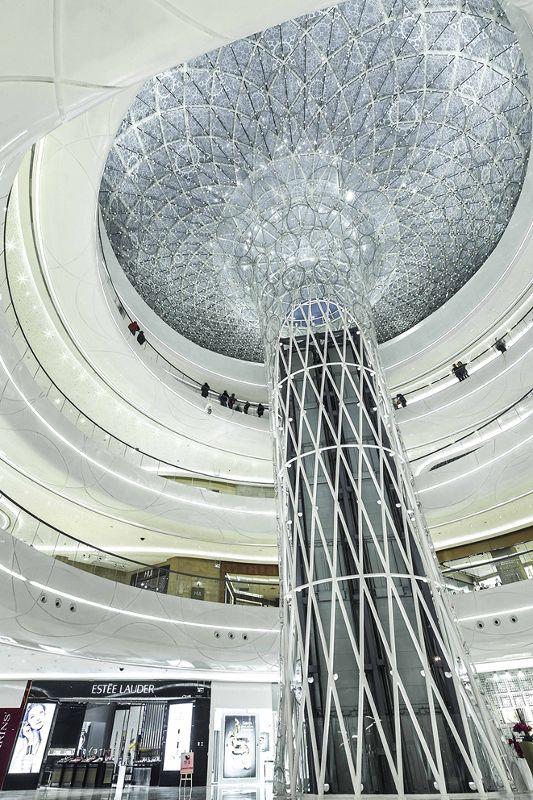 中国武汉万达广场UNStudio (31)