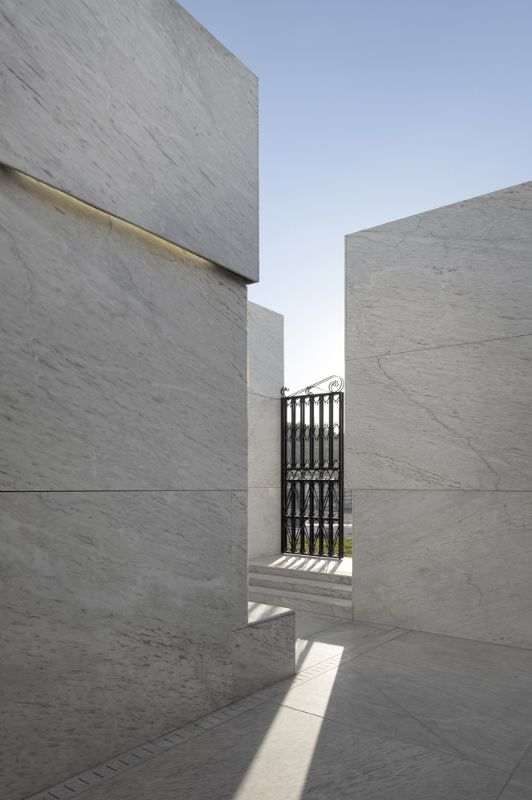 葡萄牙阿兰德拉某殡仪馆  Matos Gameiro Arquitectos 殡仪馆 (3)