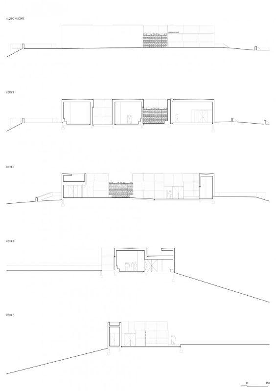 葡萄牙阿兰德拉某殡仪馆  Matos Gameiro Arquitectos 殡仪馆 (6)