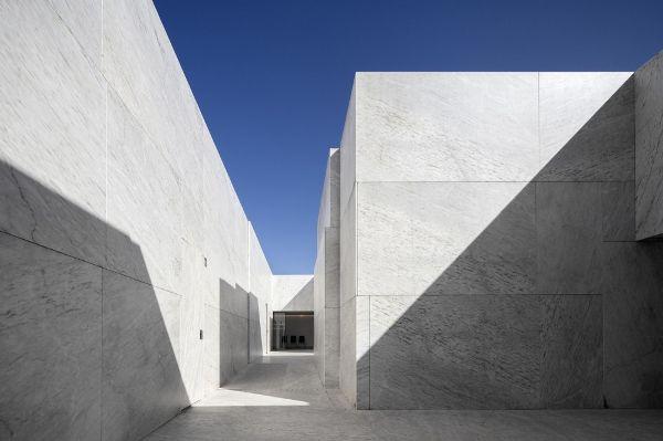 葡萄牙阿兰德拉某殡仪馆  Matos Gameiro Arquitectos 殡仪馆 (11)