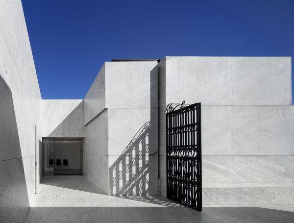葡萄牙阿兰德拉某殡仪馆  Matos Gameiro Arquitectos 殡仪馆 (12)
