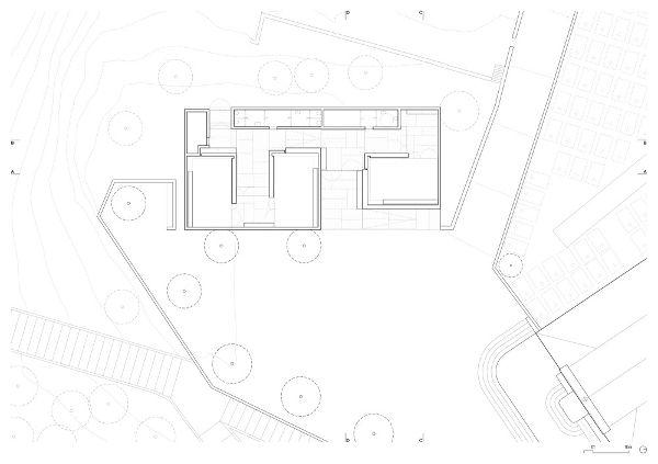 葡萄牙阿兰德拉某殡仪馆  Matos Gameiro Arquitectos 殡仪馆 (13)