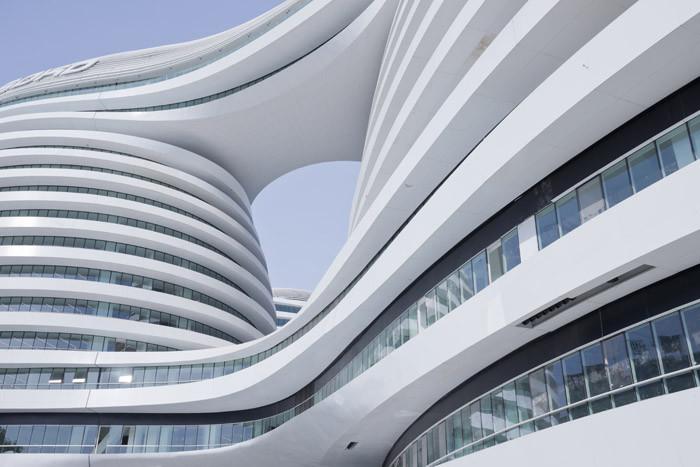 北京银河SOHOChina Zaha Hadid Architects (6)