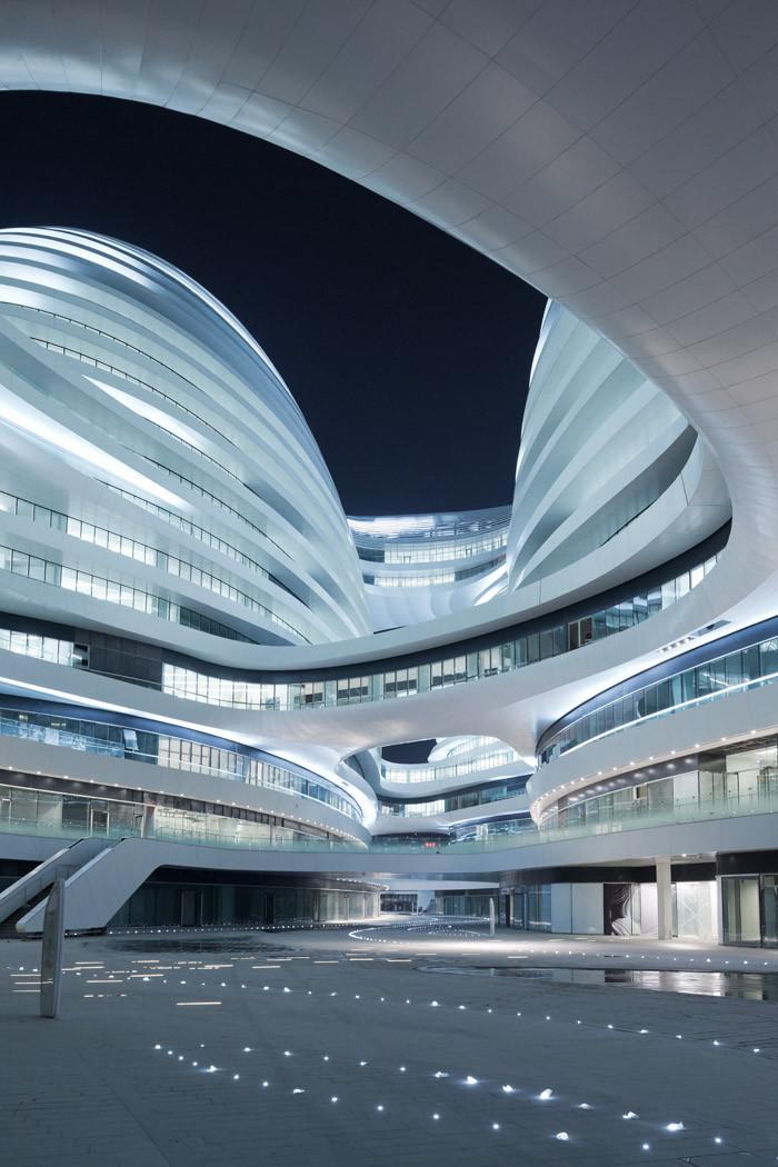 北京银河SOHOChina Zaha Hadid Architects (9)