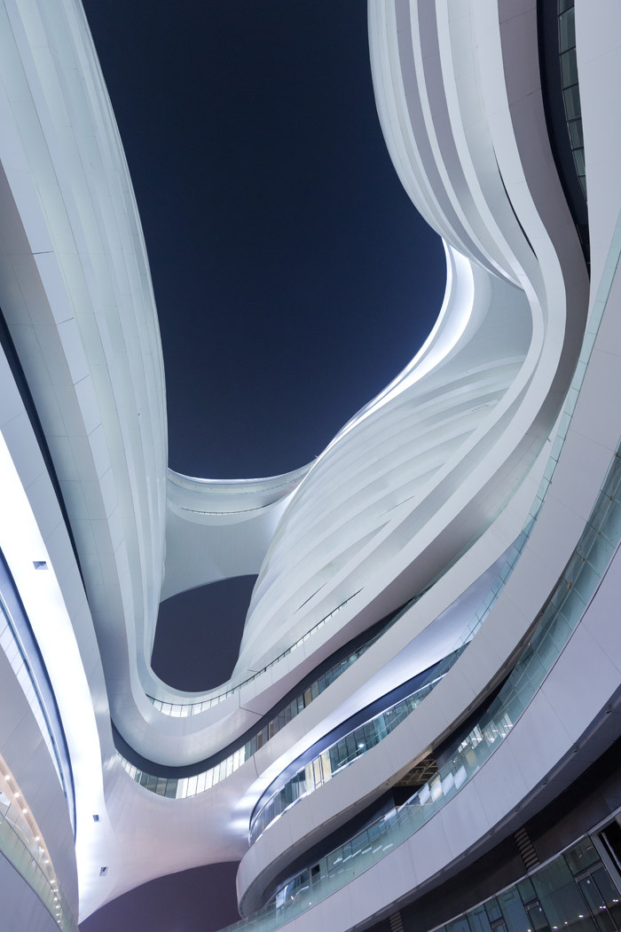 北京银河SOHOChina Zaha Hadid Architects (11)
