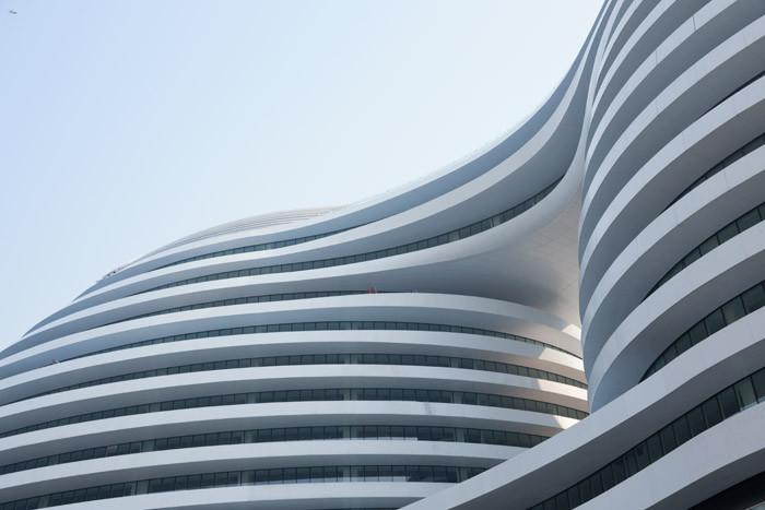 北京银河SOHOChina Zaha Hadid Architects (14)