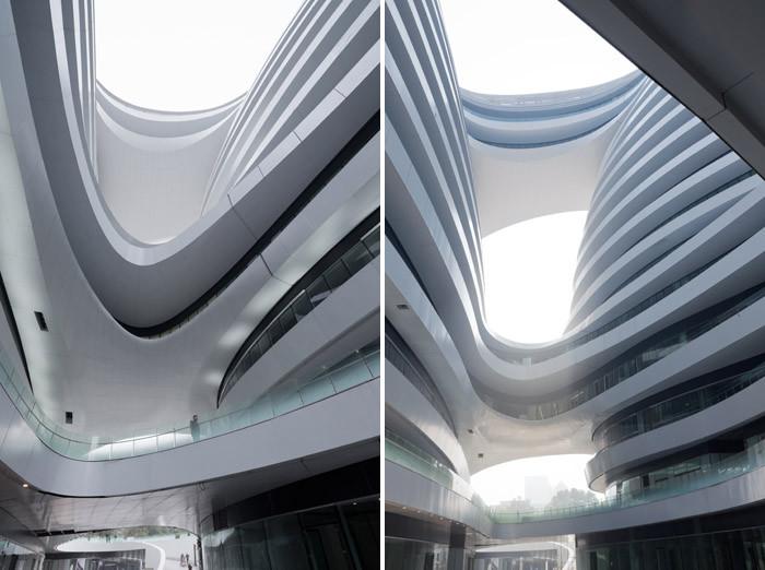北京银河SOHOChina Zaha Hadid Architects (16)