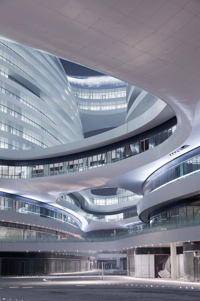 北京银河SOHOChina Zaha Hadid Architects (18)
