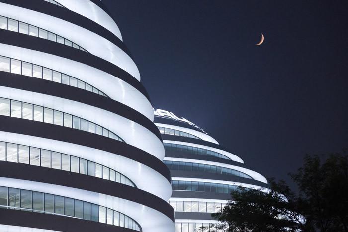 北京银河SOHOChina Zaha Hadid Architects (19)