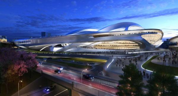 2020年东京奥运会主会场 (1)