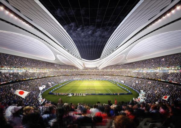 2020年东京奥运会主会场 (3)