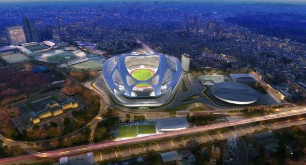 2020年东京奥运会主会场 (4)