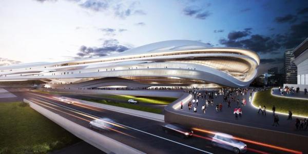 2020年东京奥运会主会场 (5)