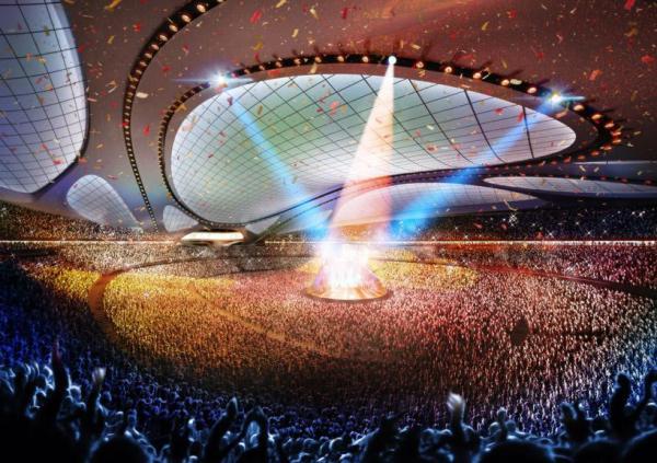 2020年东京奥运会主会场 (6)
