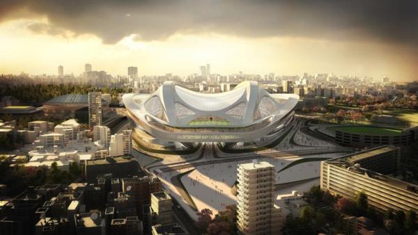 2020年东京奥运会主会场 (7)