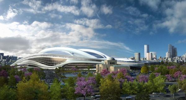 2020年东京奥运会主会场 (10)