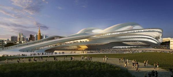 2020年东京奥运会主会场 (11)