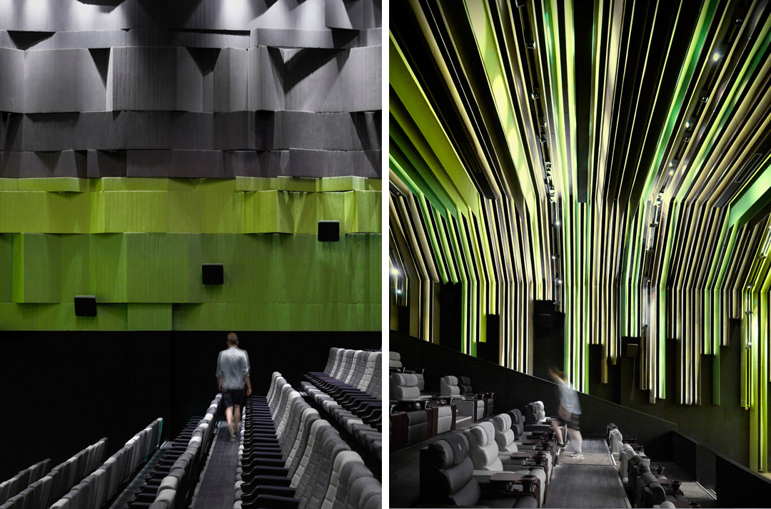 座落于书城里的电影院Nanchang Insun International Cinema, Jiangxi Province, China (6)