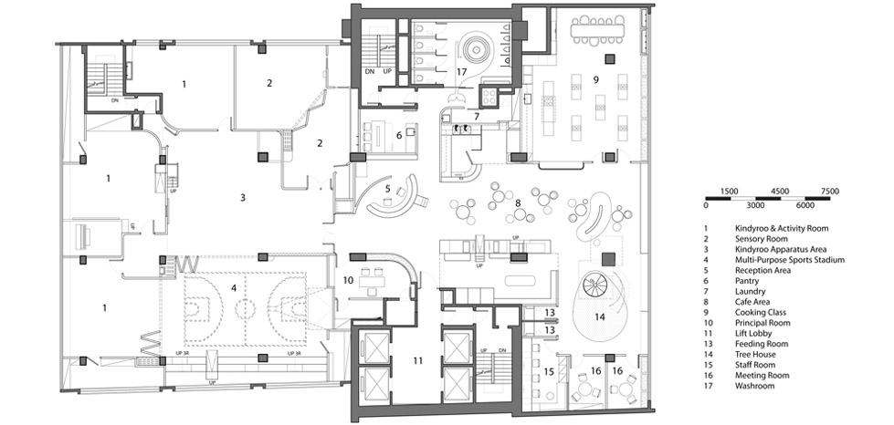 香港巿中心的湾仔区Spring, Hong Kong, China  Joey Ho Design Limited (2)