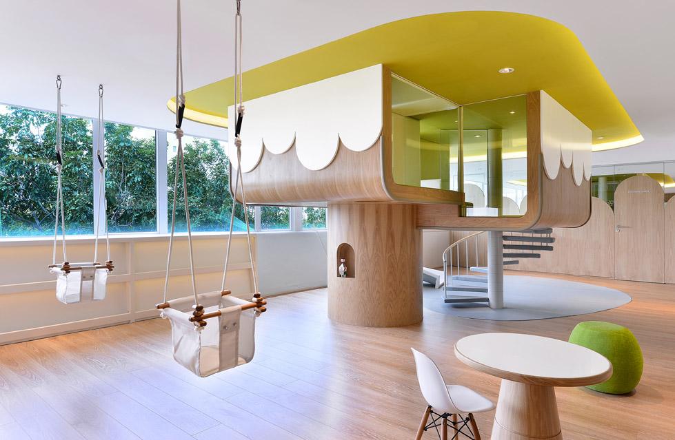 香港巿中心的湾仔区Spring, Hong Kong, China  Joey Ho Design Limited (3)
