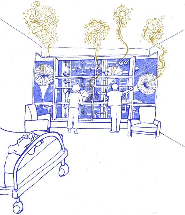 英国催眠工厂Studio Weave工作室 (10)