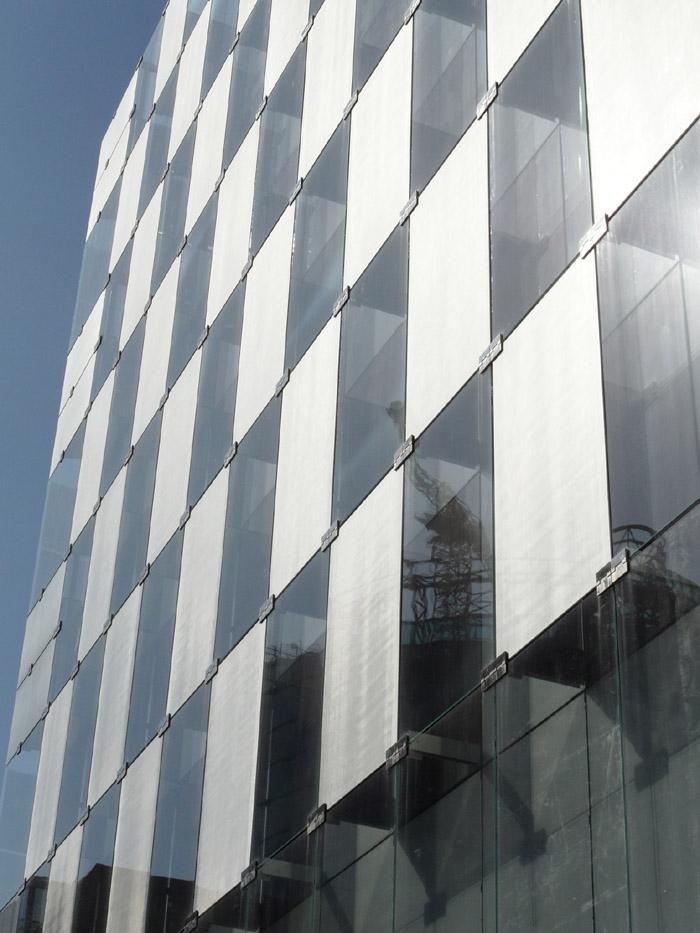 西班牙的普尔塔翁布里亚大区高速铁路站  Castellana 79 Building  Rafael de La-Hoz Arquitectos  (3)