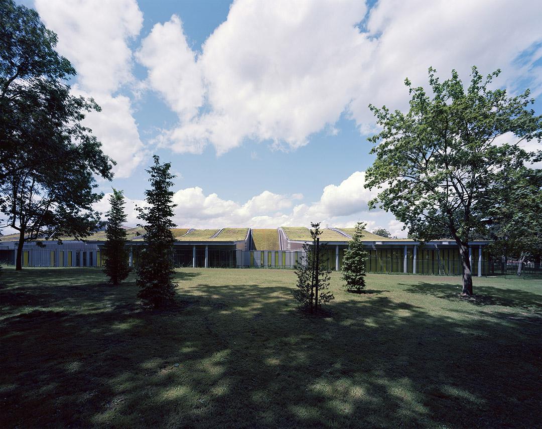 法国 鲁昂车辆维修技术学校  Marcel Sembat High School archi5 (2)