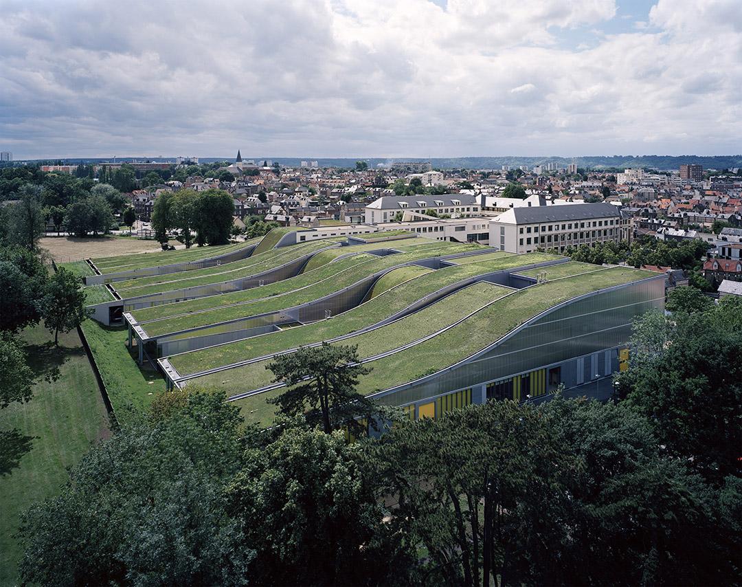法国 鲁昂车辆维修技术学校  Marcel Sembat High School archi5 (8)
