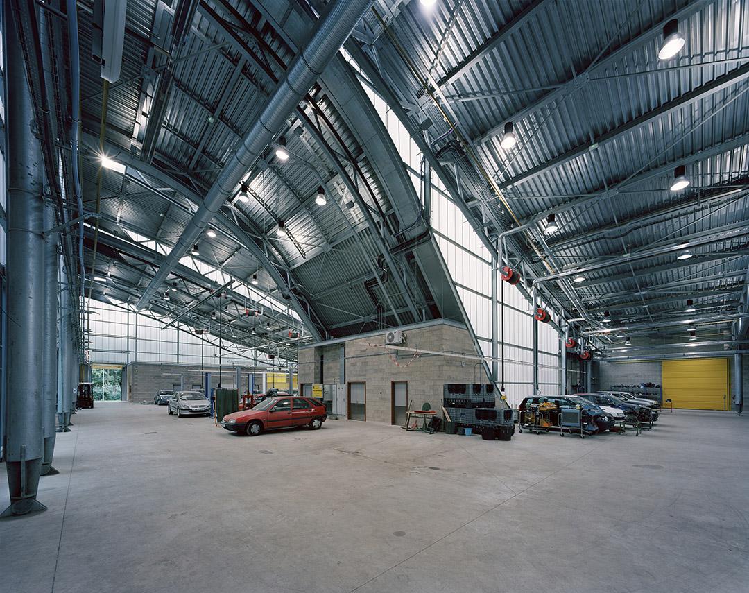 法国 鲁昂车辆维修技术学校  Marcel Sembat High School archi5 (11)