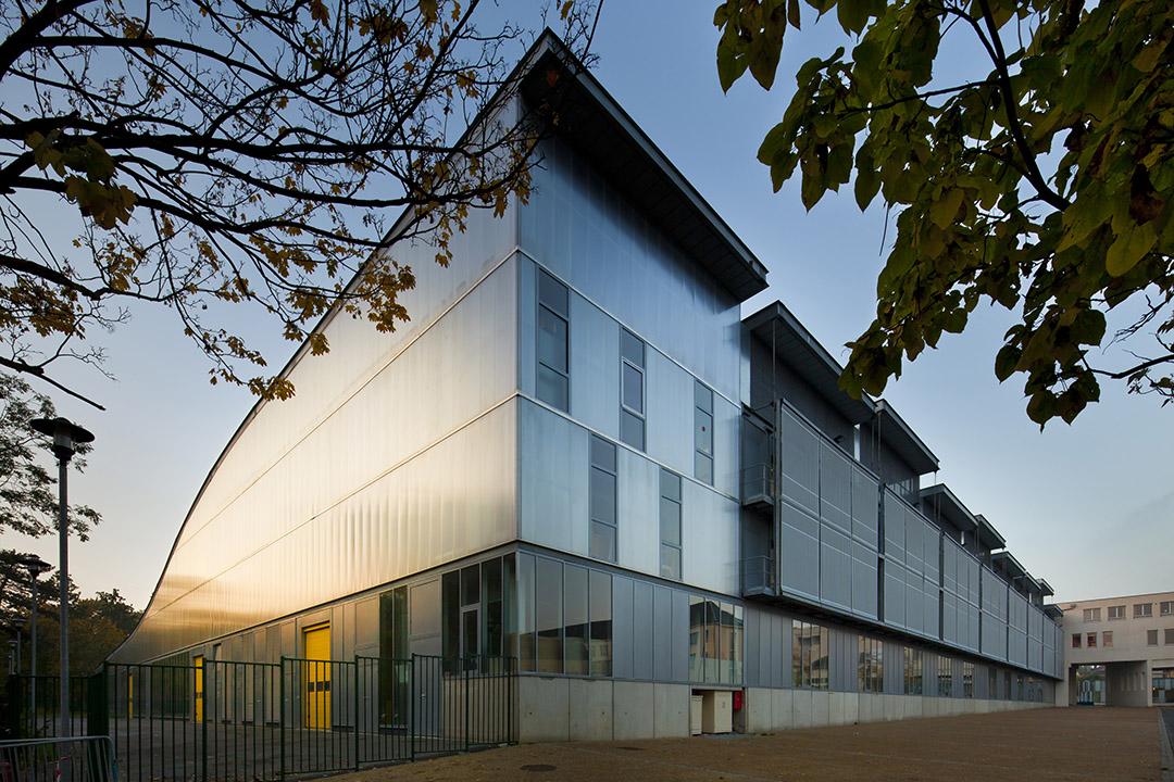 法国 鲁昂车辆维修技术学校  Marcel Sembat High School archi5 (16)