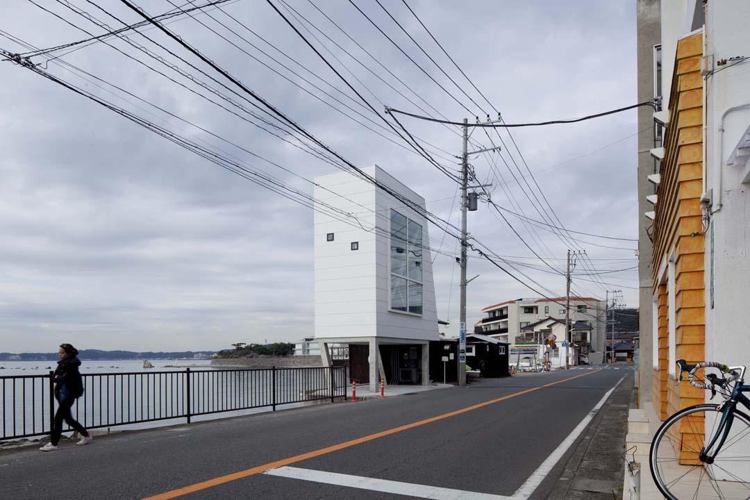 周末度假小屋Window House  Yasutaka Yoshimura (3)