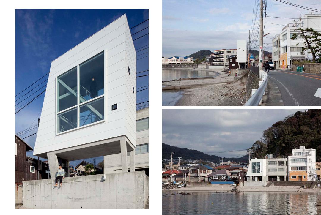 周末度假小屋Window House  Yasutaka Yoshimura (5)