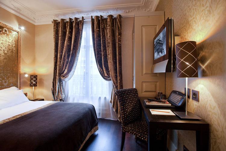 巴黎阿普雷埃菲尔铁塔酒店 Arès Tour Eiffel (11)