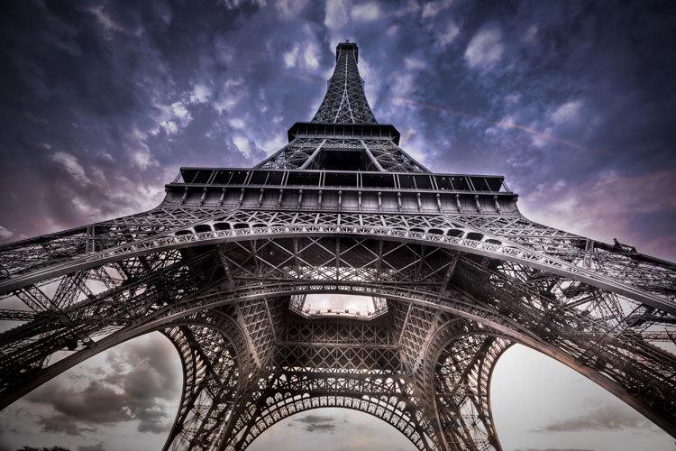 巴黎阿普雷埃菲尔铁塔酒店 Arès Tour Eiffel (23)