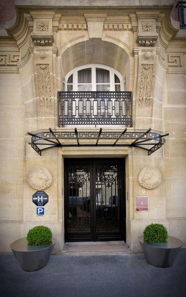 巴黎阿普雷埃菲尔铁塔酒店 Arès Tour Eiffel (31)