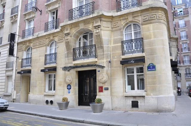 巴黎阿普雷埃菲尔铁塔酒店 Arès Tour Eiffel (36)