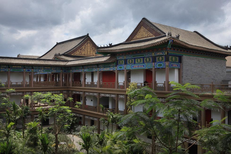海口鸿州埃德瑞皇家园林酒店 Haikou Eadry Royal Garden Hotel (2)