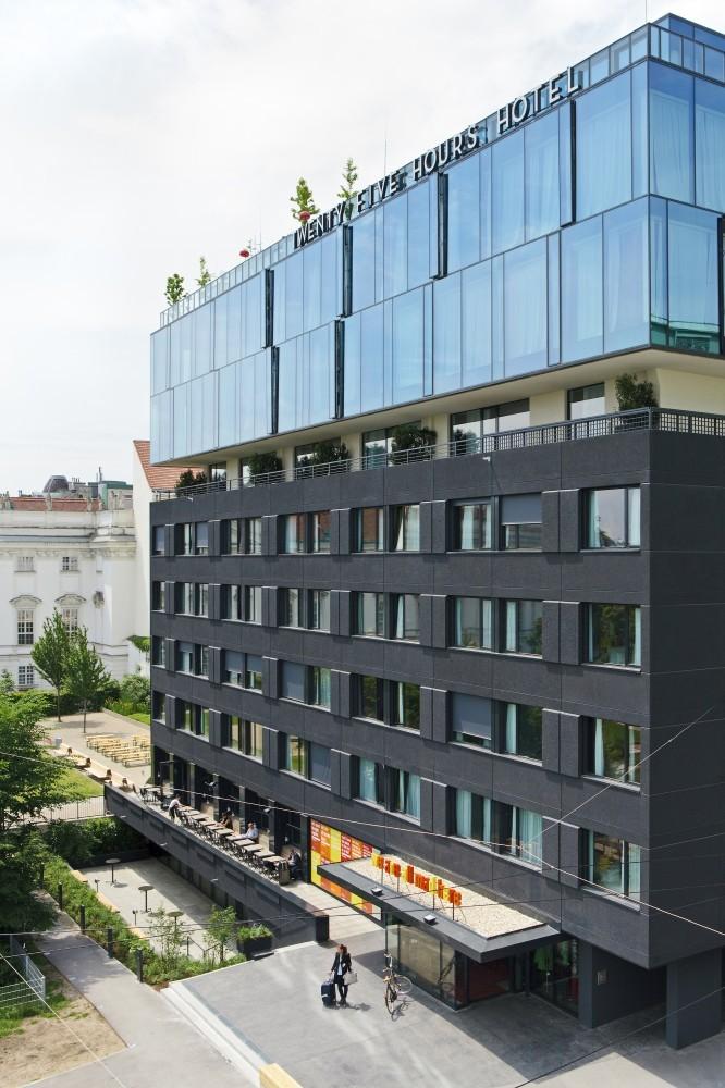 -维也纳博物馆区25小时酒店 25hours Hotel beim MuseumsQuartier (4)