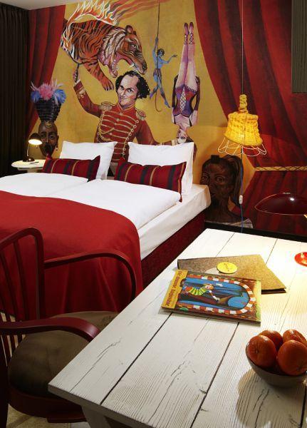 -维也纳博物馆区25小时酒店 25hours Hotel beim MuseumsQuartier (8)