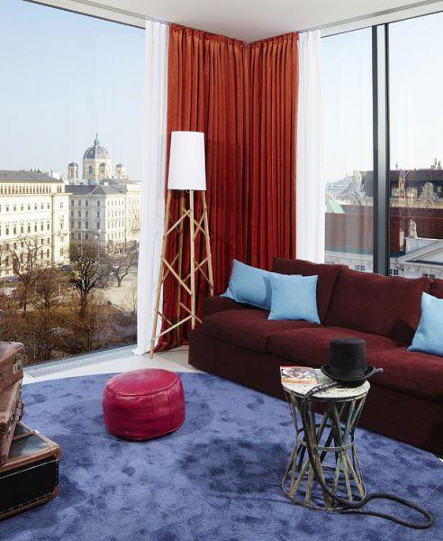 -维也纳博物馆区25小时酒店 25hours Hotel beim MuseumsQuartier (12)