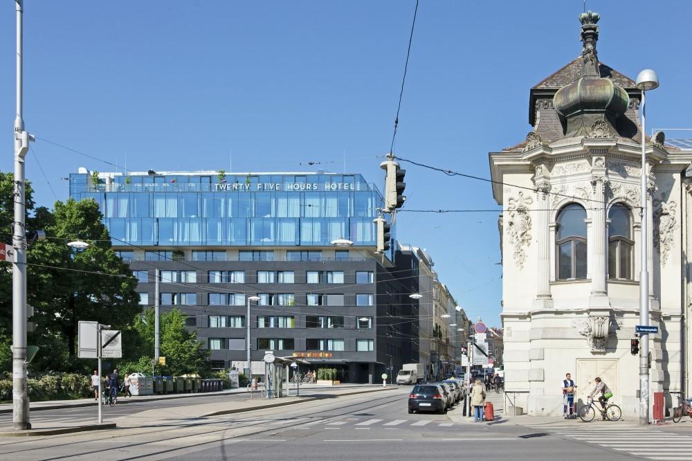 -维也纳博物馆区25小时酒店 25hours Hotel beim MuseumsQuartier (38)